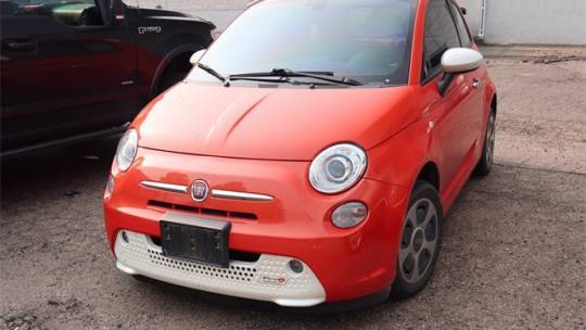 2017 Fiat 500e 3C3CFFGE0HT620852