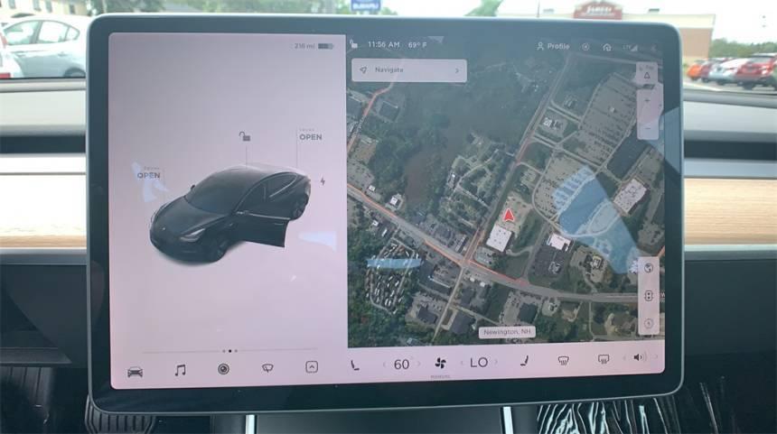 2019 Tesla Model 3 5YJ3E1EB3KF197023