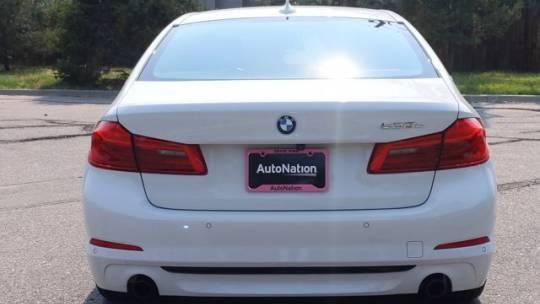 2018 BMW 5 Series WBAJA9C59JG623149