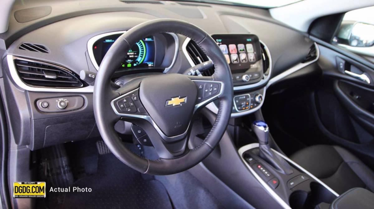 2018 Chevrolet VOLT 1G1RC6S57JU133576