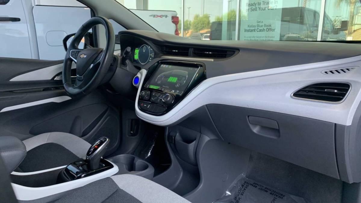 2017 Chevrolet Bolt 1G1FW6S02H4190017