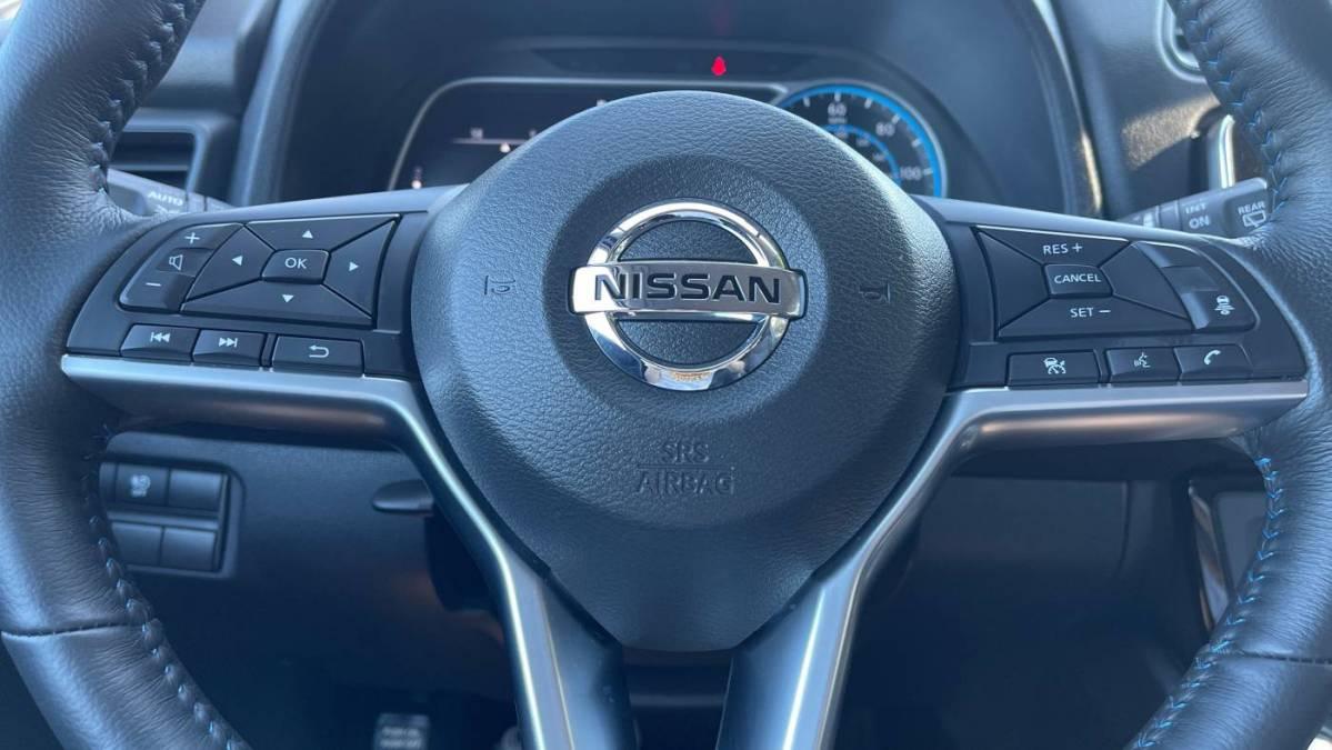 2019 Nissan LEAF 1N4AZ1CP7KC310727