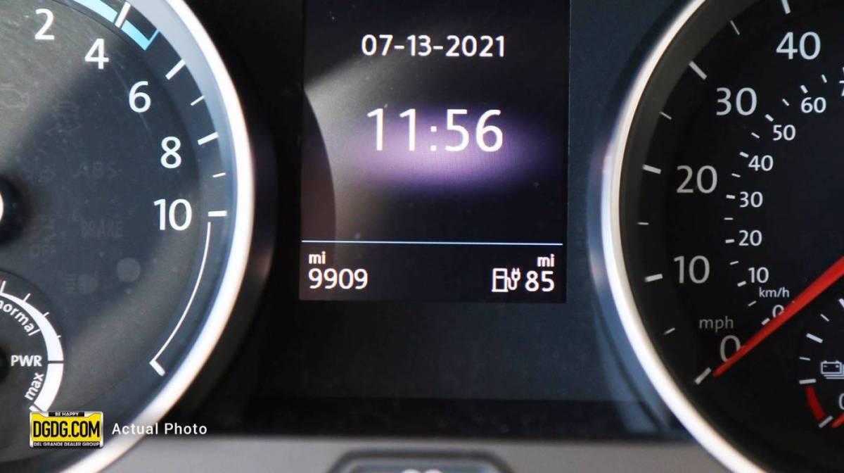 2019 Volkswagen e-Golf WVWKR7AU0KW908392