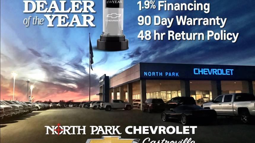 2017 Chevrolet Bolt 1G1FX6S03H4188953