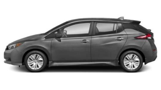 2019 Nissan LEAF 1N4AZ1CP8KC312339