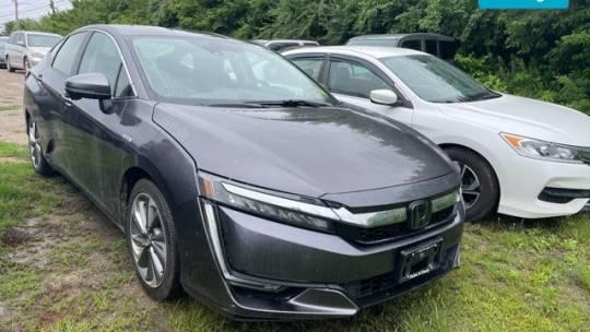 2018 Honda Clarity JHMZC5F12JC016503