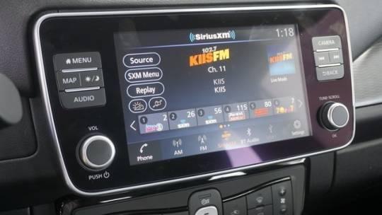 2021 Nissan LEAF 1N4AZ1CV5MC552241