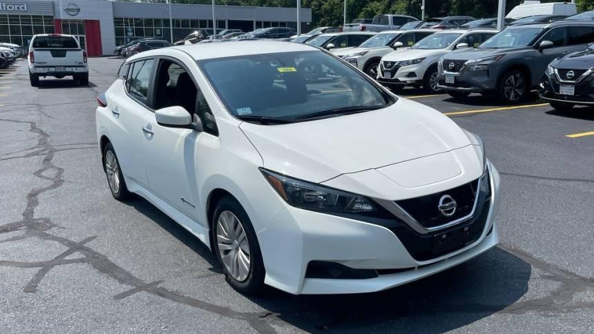 2018 Nissan LEAF 1N4AZ1CP5JC315214