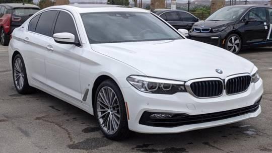 2018 BMW 5 Series WBAJA9C50JB251231