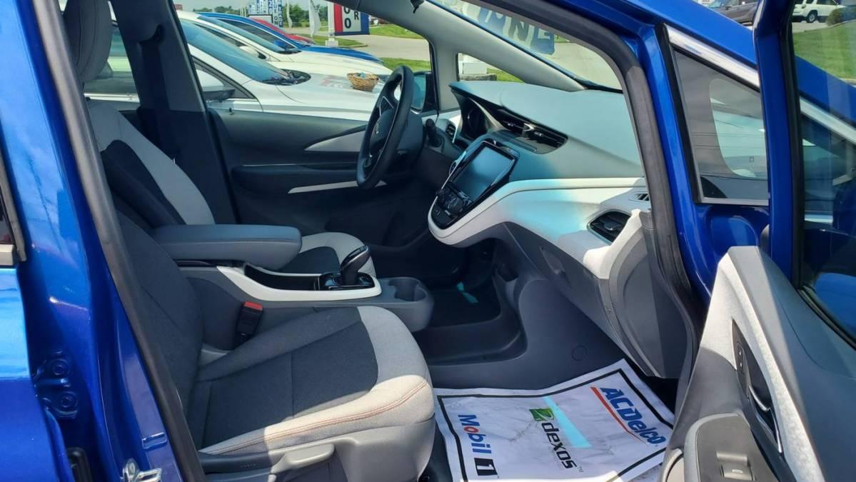 2017 Chevrolet Bolt 1G1FW6S00H4181493