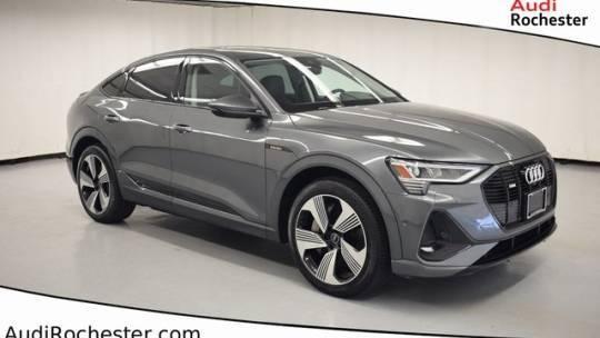 2021 Audi e-tron WA13AAGEXMB007608