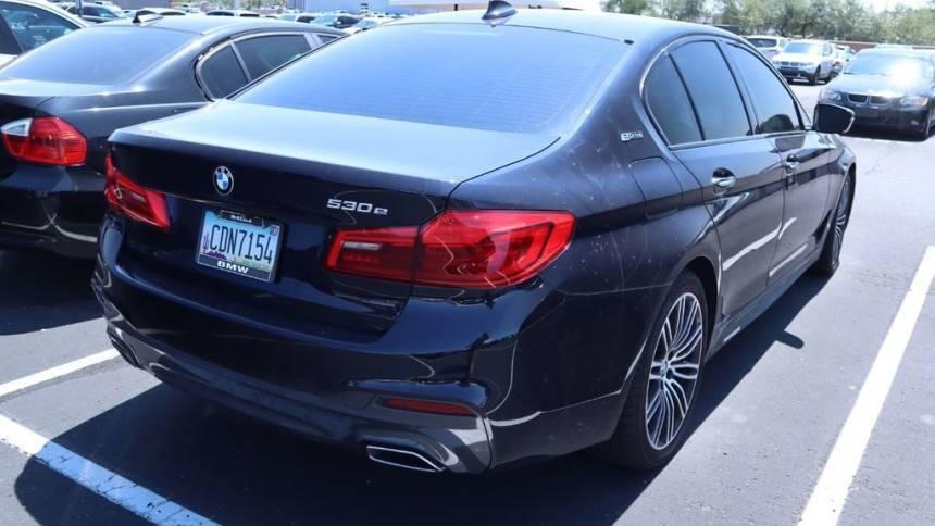2018 BMW 5 Series WBAJA9C59JB034275