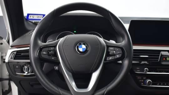 2018 BMW 5 Series WBAJA9C50JB252654