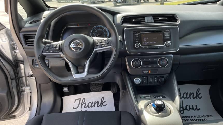 2019 Nissan LEAF 1N4AZ1CP2KC310554