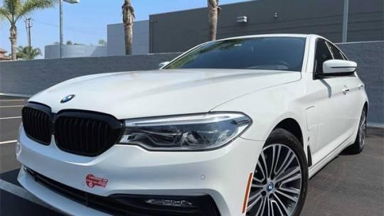 2018 BMW 5 Series WBAJA9C59JB033482