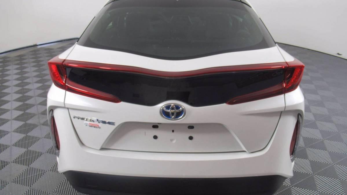 2018 Toyota Prius Prime JTDKARFP1J3085560