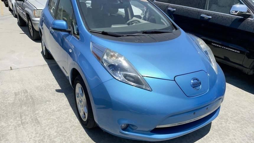 2011 Nissan LEAF JN1AZ0CP1BT007823