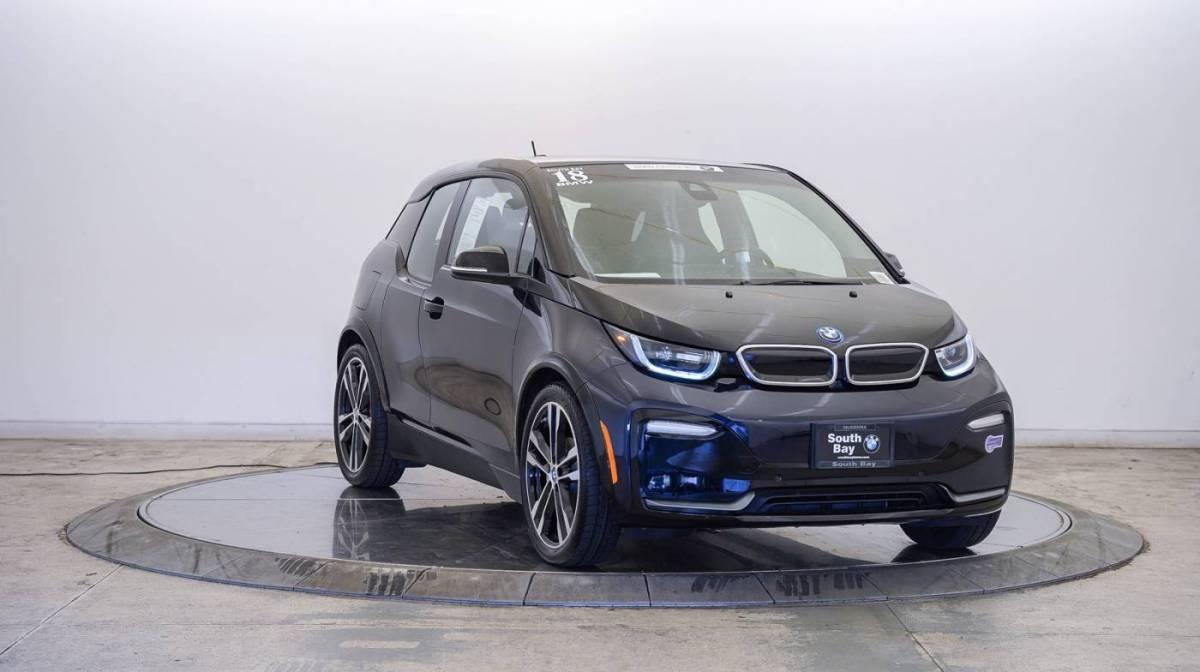 2018 BMW i3 WBY7Z6C51JVB88869