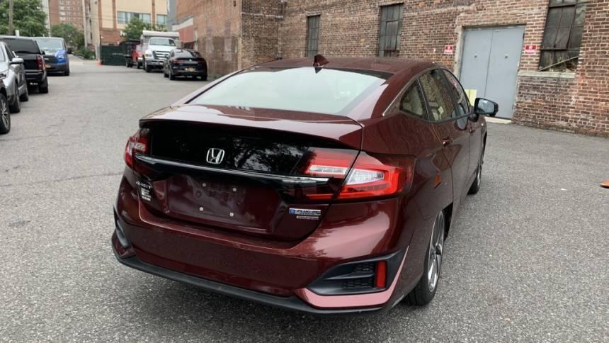 2018 Honda Clarity JHMZC5F37JC011556