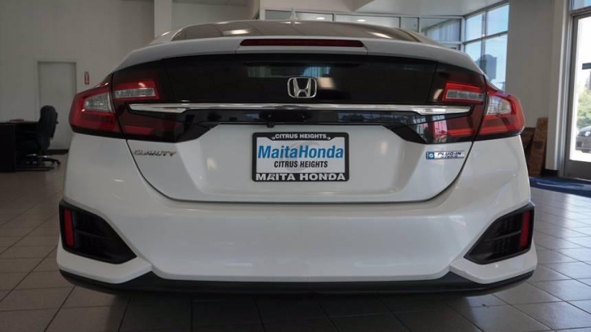 2018 Honda Clarity JHMZC5F13JC005350