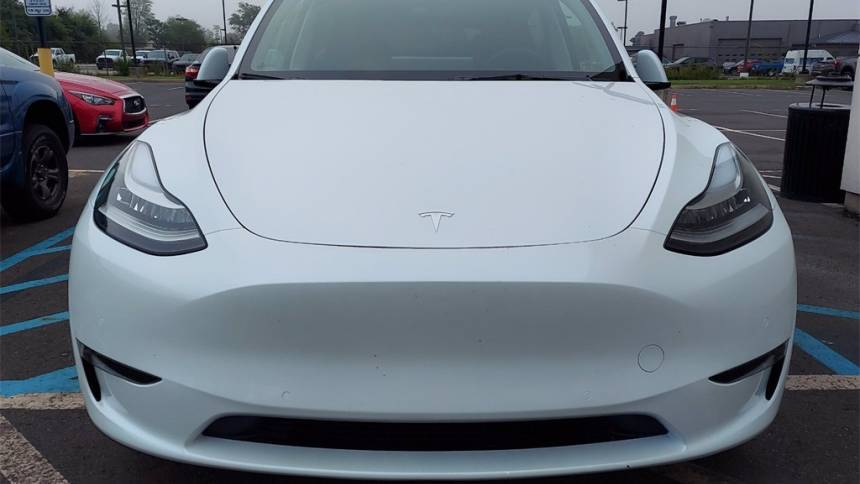 2021 Tesla Model Y 5YJYGDEE6MF208756