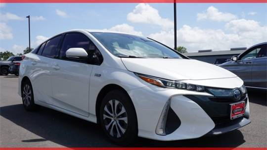 2020 Toyota Prius Prime JTDKARFPXL3125427