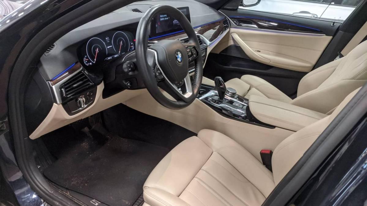 2019 BMW 5 Series WBAJB1C51KB375430