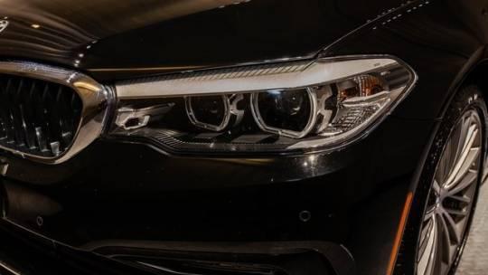 2018 BMW 5 Series WBAJB1C51JB374325