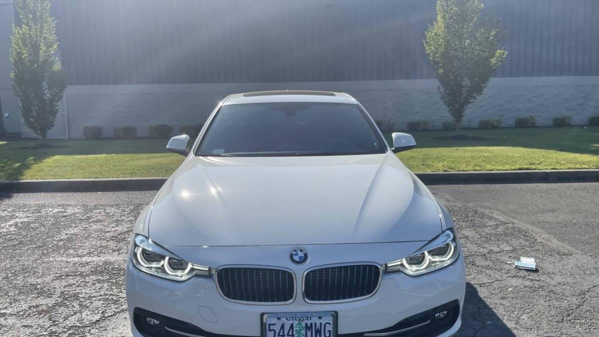 2018 BMW 3 Series WBA8E1C50JA177934
