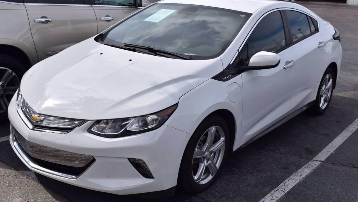 2018 Chevrolet VOLT 1G1RA6S55JU140564