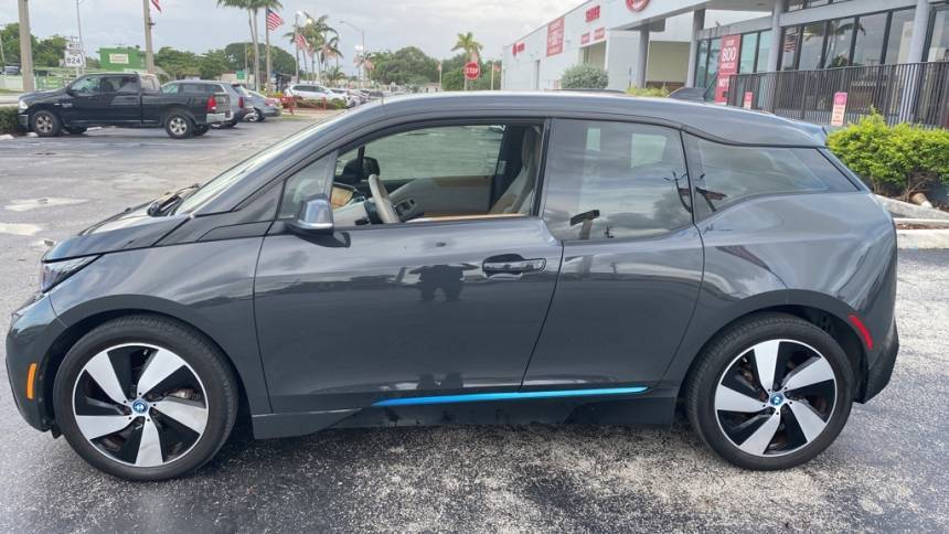 2015 BMW i3 WBY1Z2C53FV286367