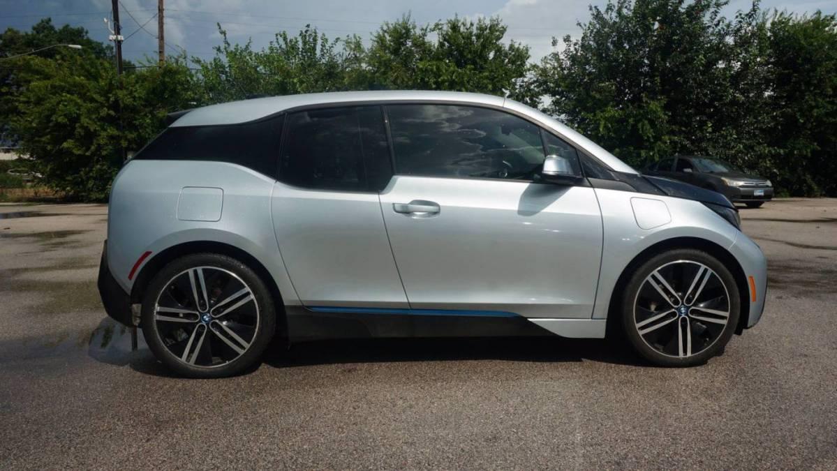 2014 BMW i3 WBY1Z4C51EV276169