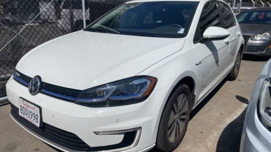2017 Volkswagen e-Golf WVWPR7AU5HW950779
