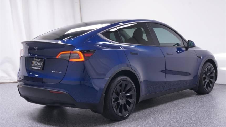 2021 Tesla Model Y 5YJYGDEE7MF123862