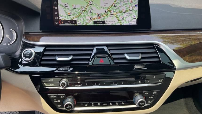 2018 BMW 5 Series WBAJA9C52JB251389