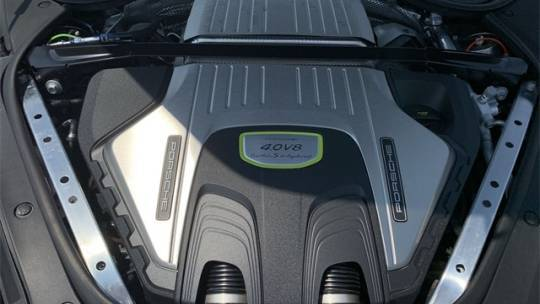 2019 Porsche Panamera WP0BH2A71KL168014