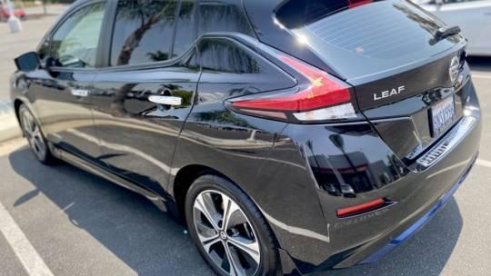 2019 Nissan LEAF 1N4AZ1CPXKC321754