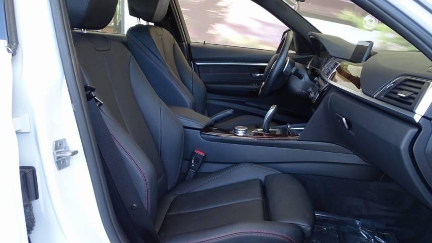 2017 BMW 3 Series WBA8E1C5XHK480367