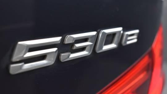 2018 BMW 5 Series WBAJA9C53JB252051