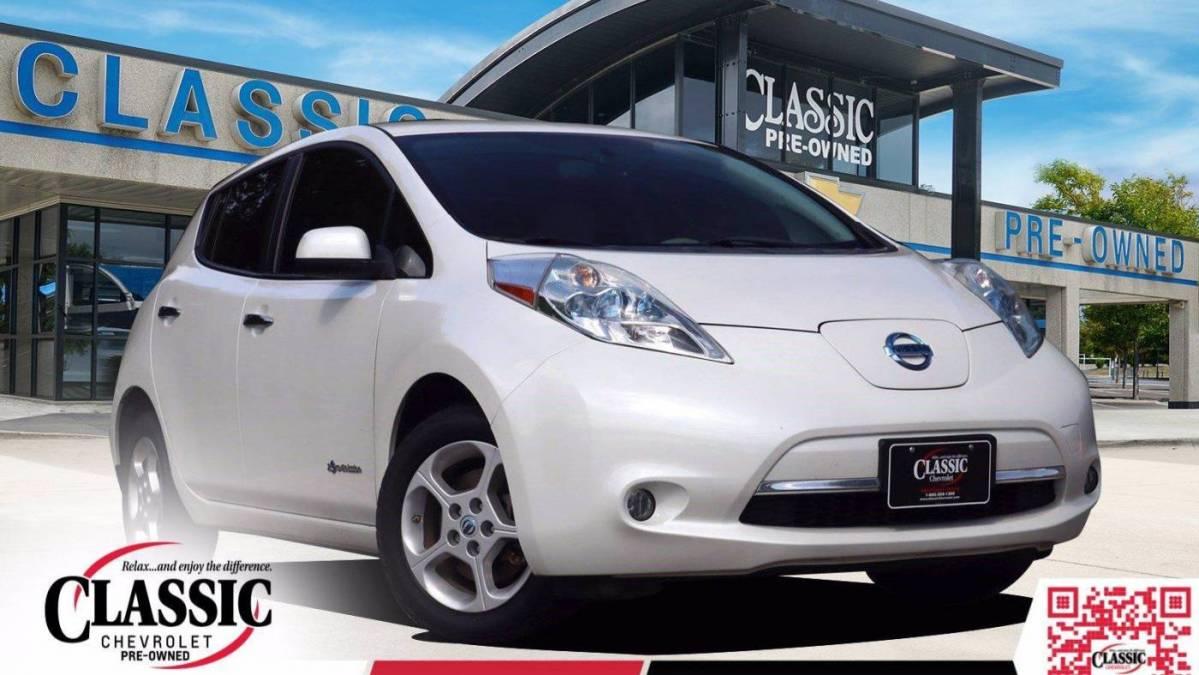 2014 Nissan LEAF 1N4AZ0CP8EC338356