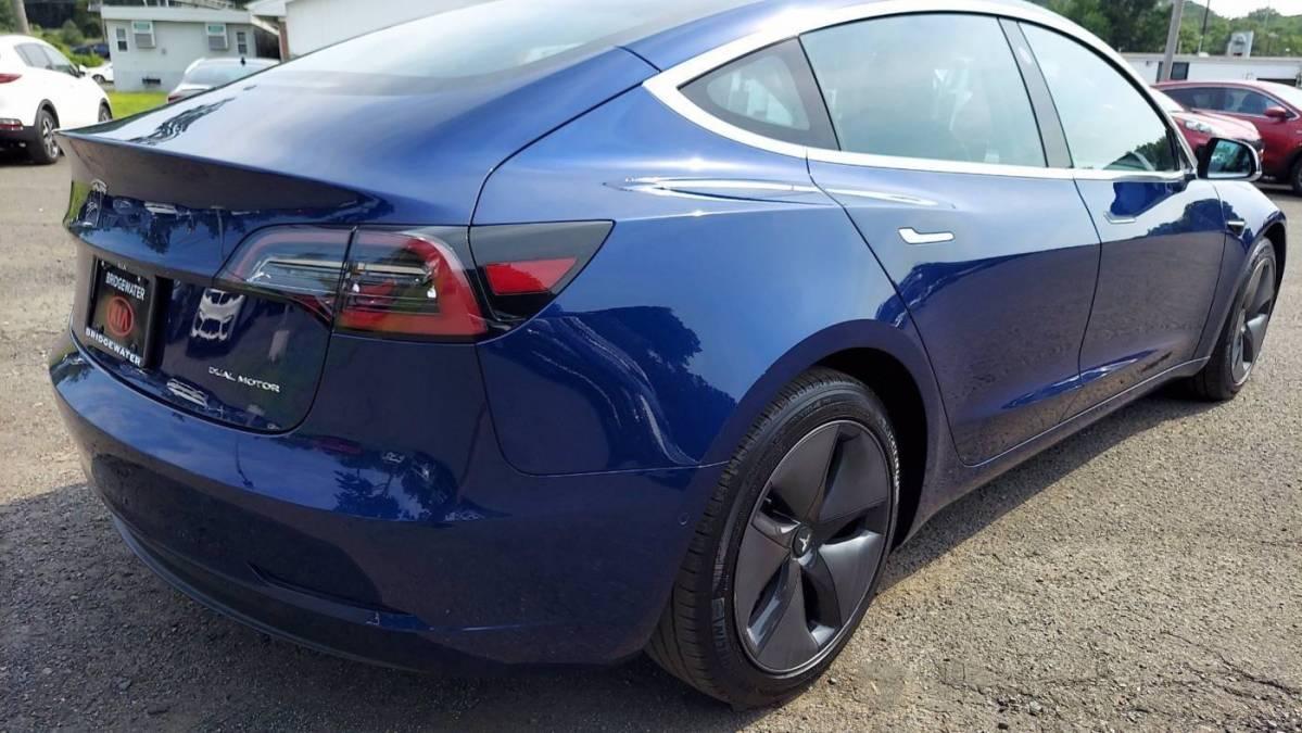 2019 Tesla Model 3 5YJ3E1EB9KF191386