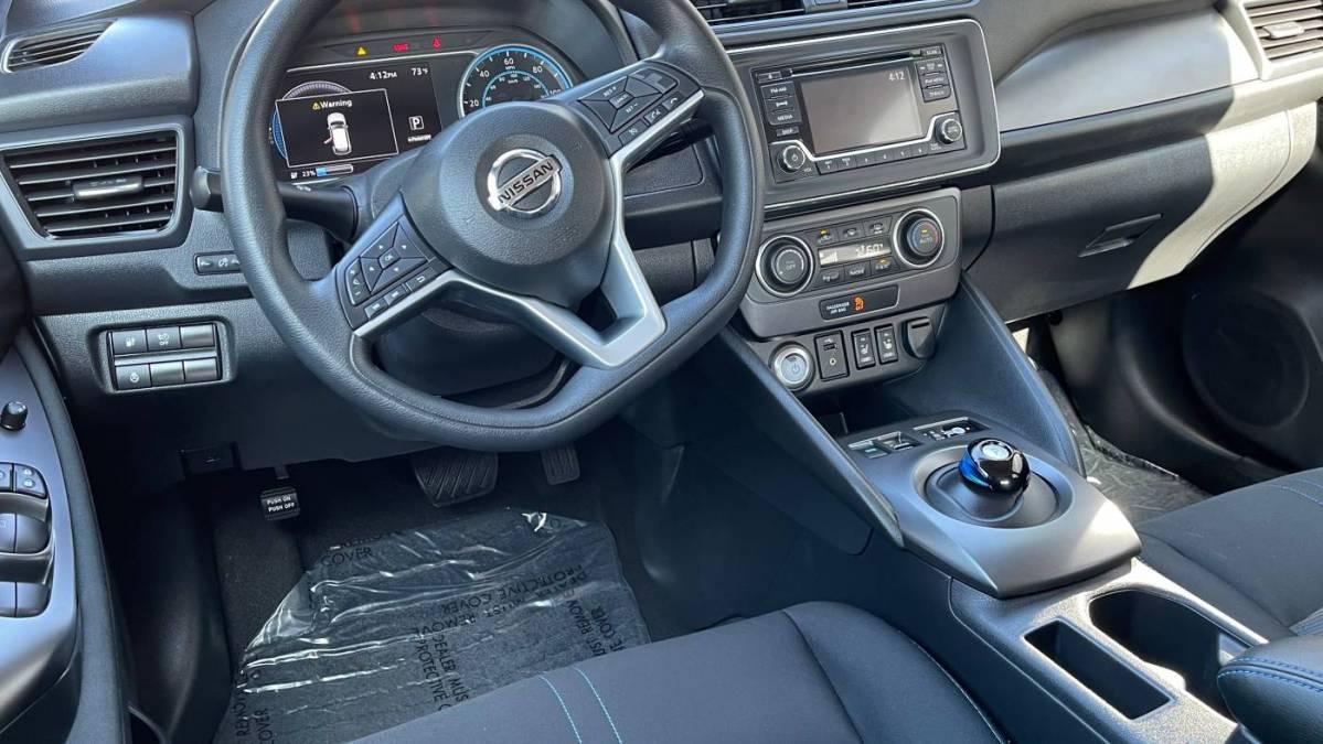 2018 Nissan LEAF 1N4AZ1CP5JC304603