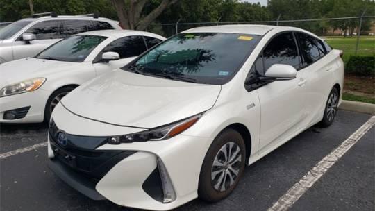 2020 Toyota Prius Prime JTDKARFP1L3130399