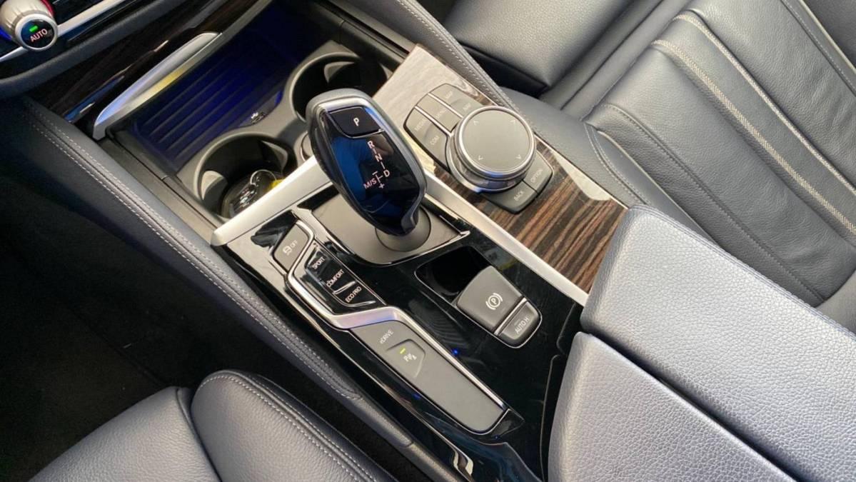 2018 BMW 5 Series WBAJB1C5XJB085458