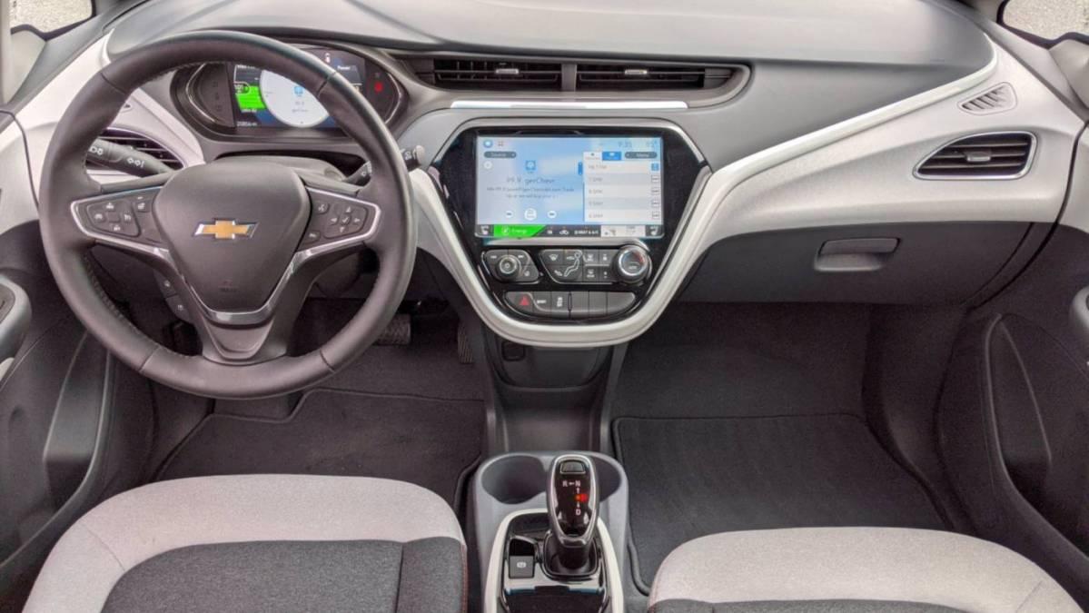 2017 Chevrolet Bolt 1G1FW6S0XH4144709