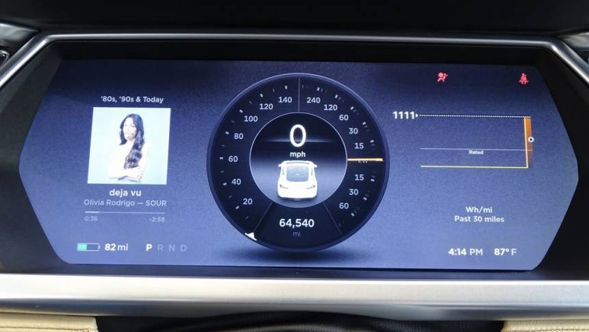 2013 Tesla Model S 5YJSA1CG0DFP03948