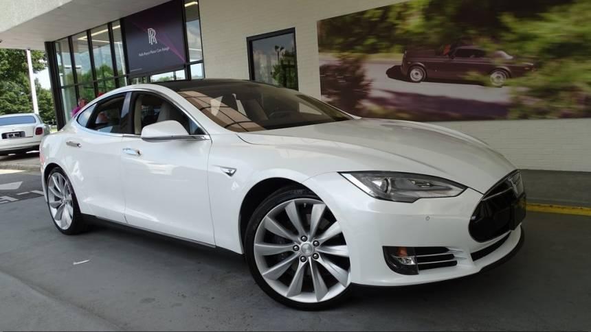 2013 Tesla Model S 5YJSA1CPXDFP22636
