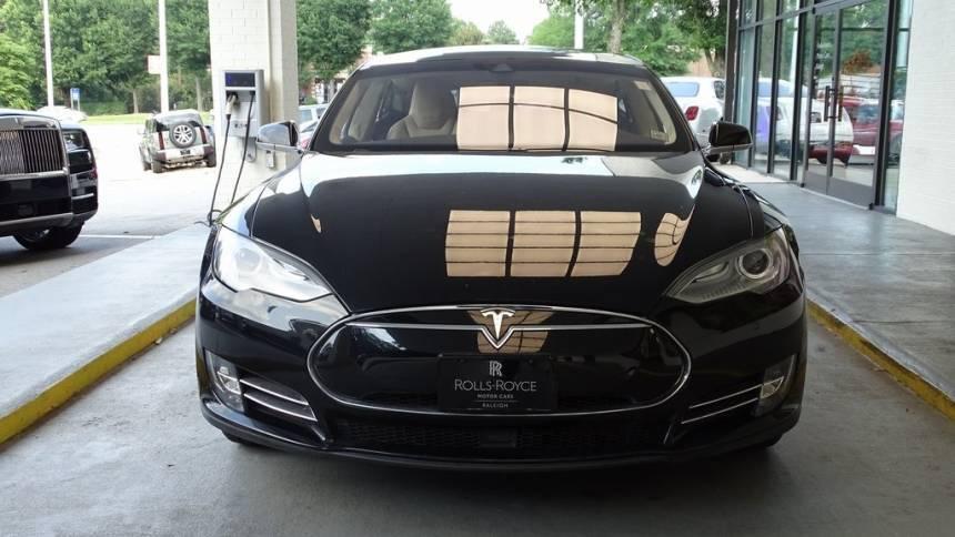 2015 Tesla Model S 5YJSA1E27FF118837