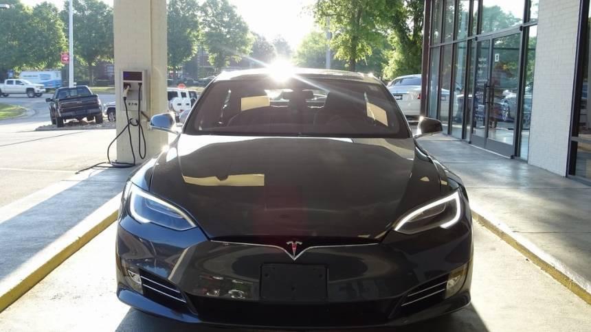 2016 Tesla Model S 5YJSA1E27GF152858