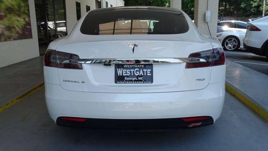 2018 Tesla Model S 5YJSA1E2XJF248295